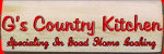 G's Country Kitchen American Restaurant Huntsville AL