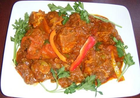 Planet Bombay Restaurant Atlanta - Indian Chicken