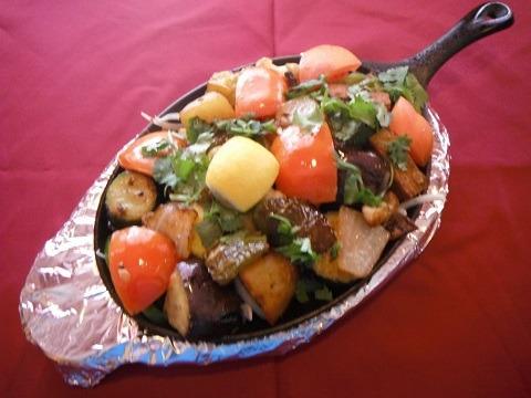 Planet Bombay Restaurant Atlanta Indian Food 01