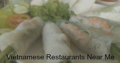 Places to eat Vietnamese food near me