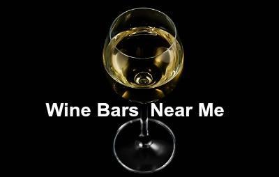 Wine bars near me