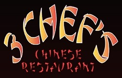 3 Chefs Chinese Restaurant Miami