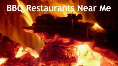 BBQ restaurants near me