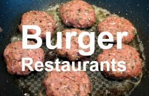 Burger restaurants near me