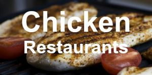 Chicken restaurants near me