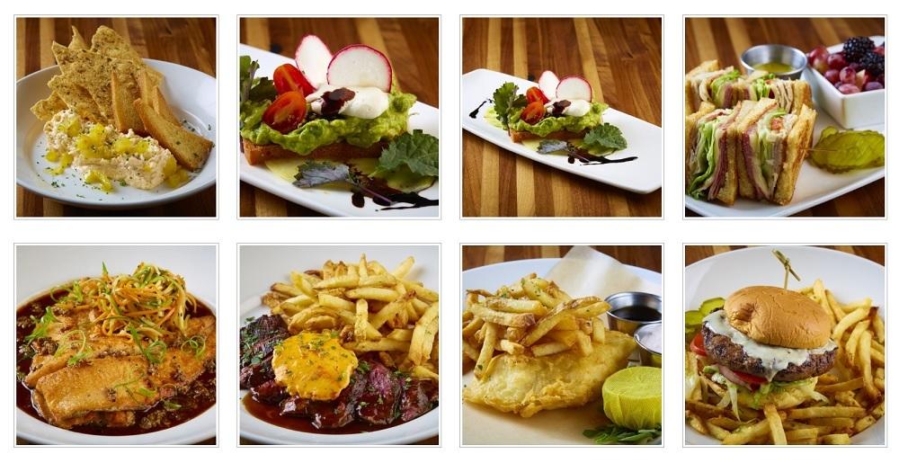 American Food at Dish Restaurant Dallas