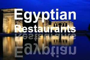 Egyptian restaurants near me