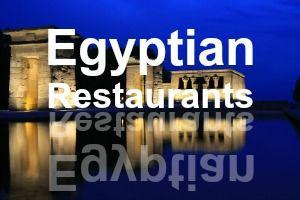 Egyptian restaurants near me