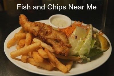 Fish and chips places to eat near me for Fishing sites near me