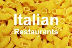Italian restaurants near me