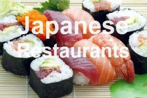 Japanese restaurants near me