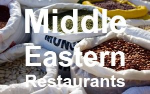 Middle Eastern restaurants near me