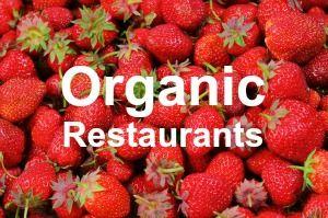 Organic restaurants near me