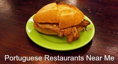 Portuguese restaurants near me