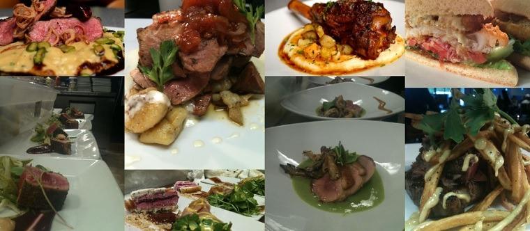 Food at AZUR Lexington