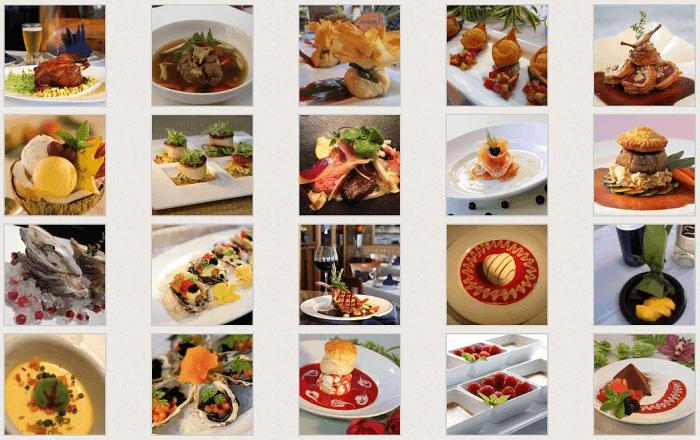 Asian food at Himalaya Restaurant