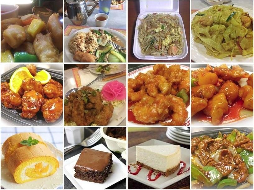 Chinese Food at Tasty China
