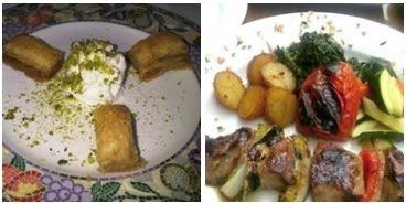 Turkish Food at Pasha NYC