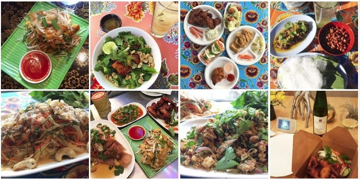 Thai Food at Pok Pok PDX Portland
