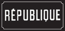 Republique Restaurant Los Angeles CA