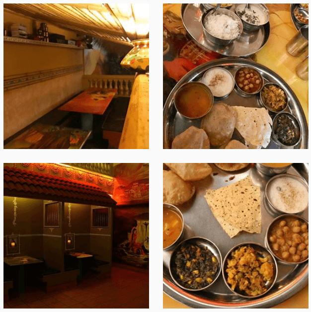 The food at Vatan NY