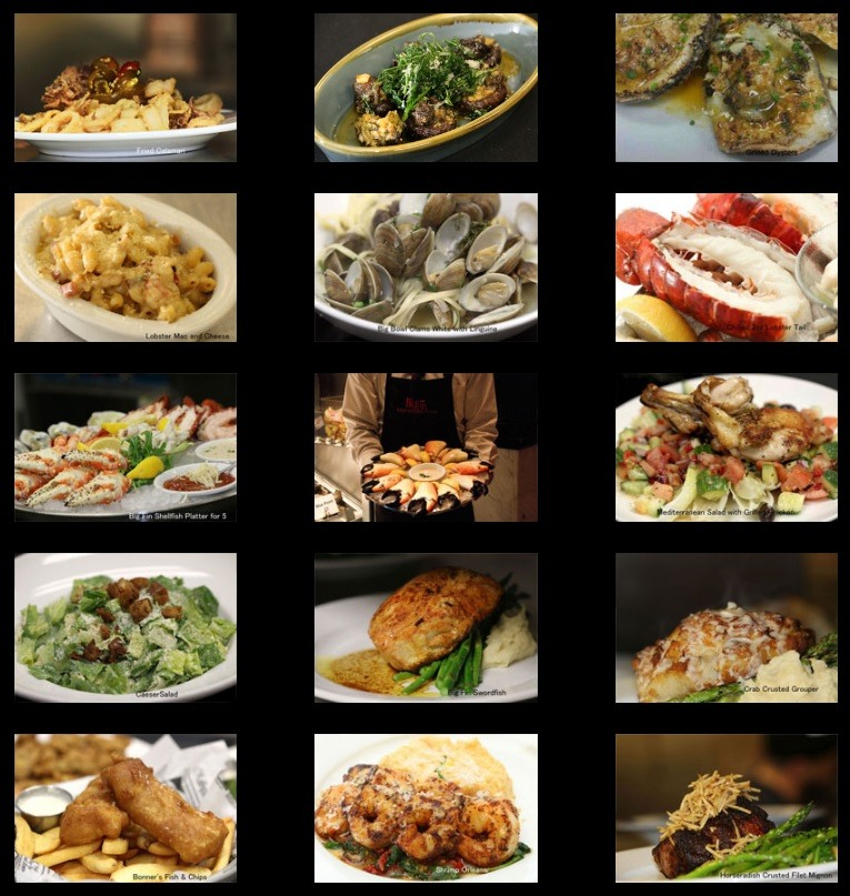 Restaurants To Get Seafood Near Me