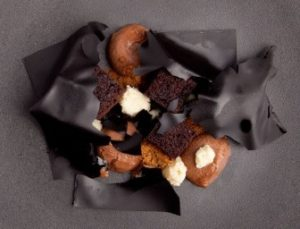 Desserts at Canlis Seattle