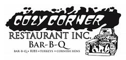 Cozy Corner BBQ Restaurant Memphis