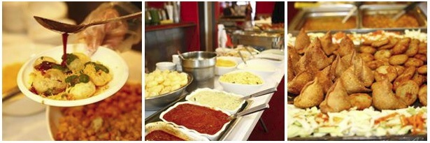 Indian food at Tadka Columbus