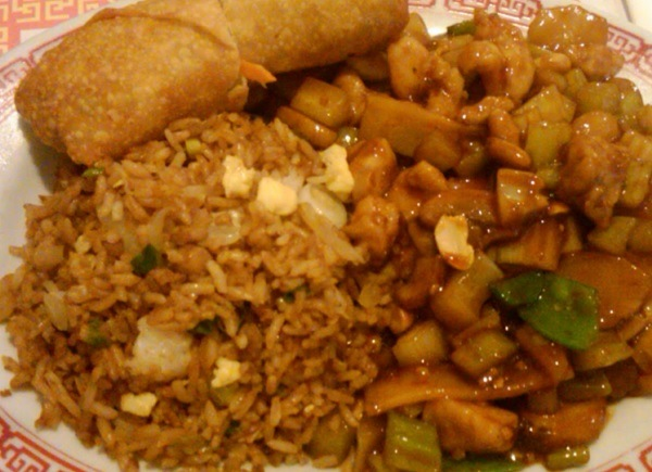 Chinese Food at New Dragon Cafe Shakopee