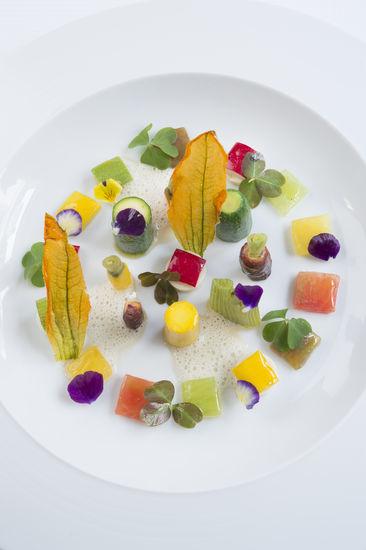 Seafood Salad Guy Savoy