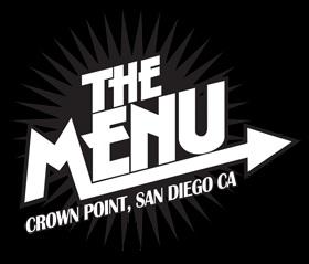 The Menu Restaurant San Diego CA 92109