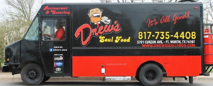 Drew's Place Soulfood Catering