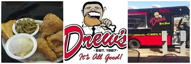 Drews Place Soulfood Restaurant Fort Worth