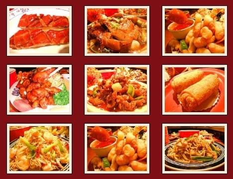 Chinese food at Hot Wok Chandler