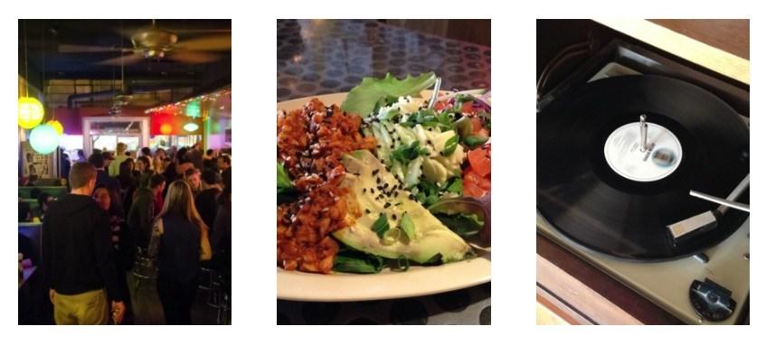 Vegan Fast Food Denver