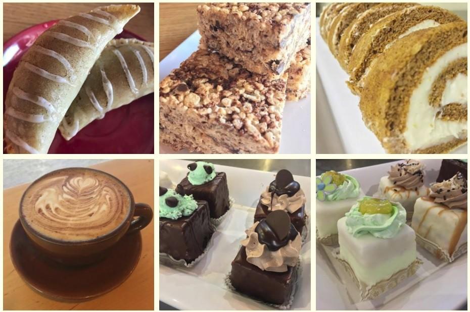 Monkey Nest Cafe - Desserts