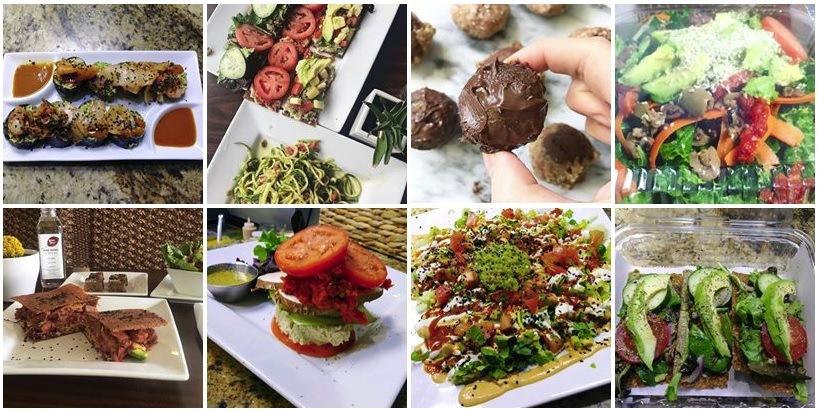 Be Raw Dallas - Vegan Food