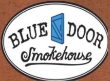 Blue Door Smokehouse logo