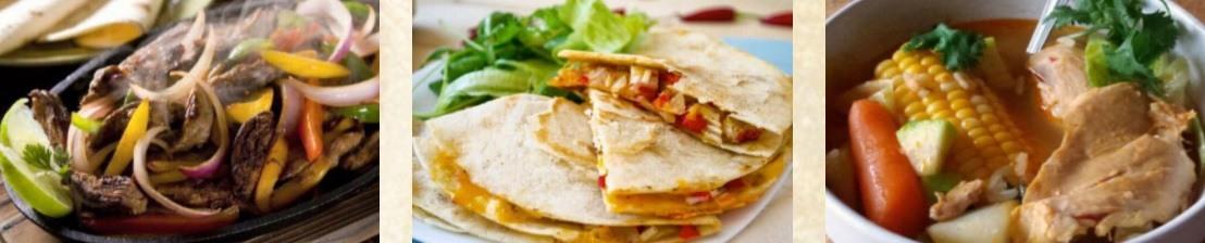 Casa San Marcos Mexican food