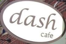 Dash Cafe Brighton logo