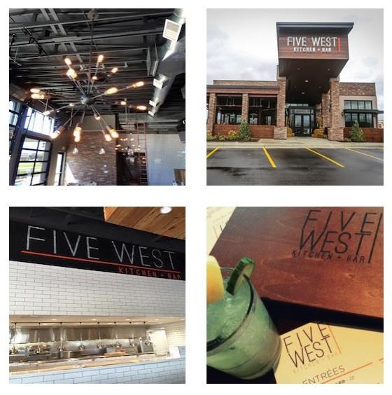 Five West Restaurant Gallery