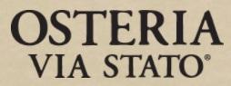 Osteria Via Stato logo
