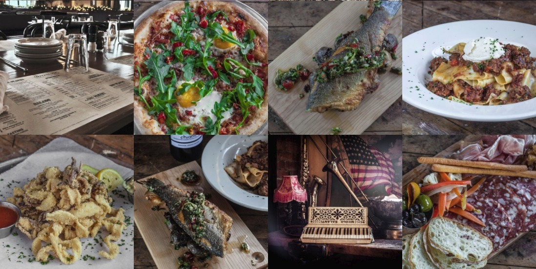 Ottava Via Italian Food Detroit