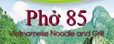 Pho 85 Vietnamese Noodle and Grill Ankeny logo