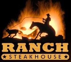 Ranch Steakhouse logo