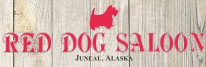 Red Dog Saloon Juneau logo