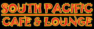 South Pacific Cafe and Lounge logo
