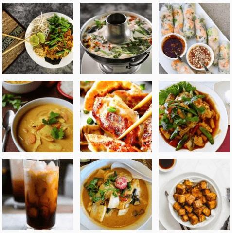 Thai Gourmet food in Avondale