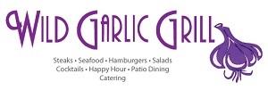 Wild Garlic Grill logo